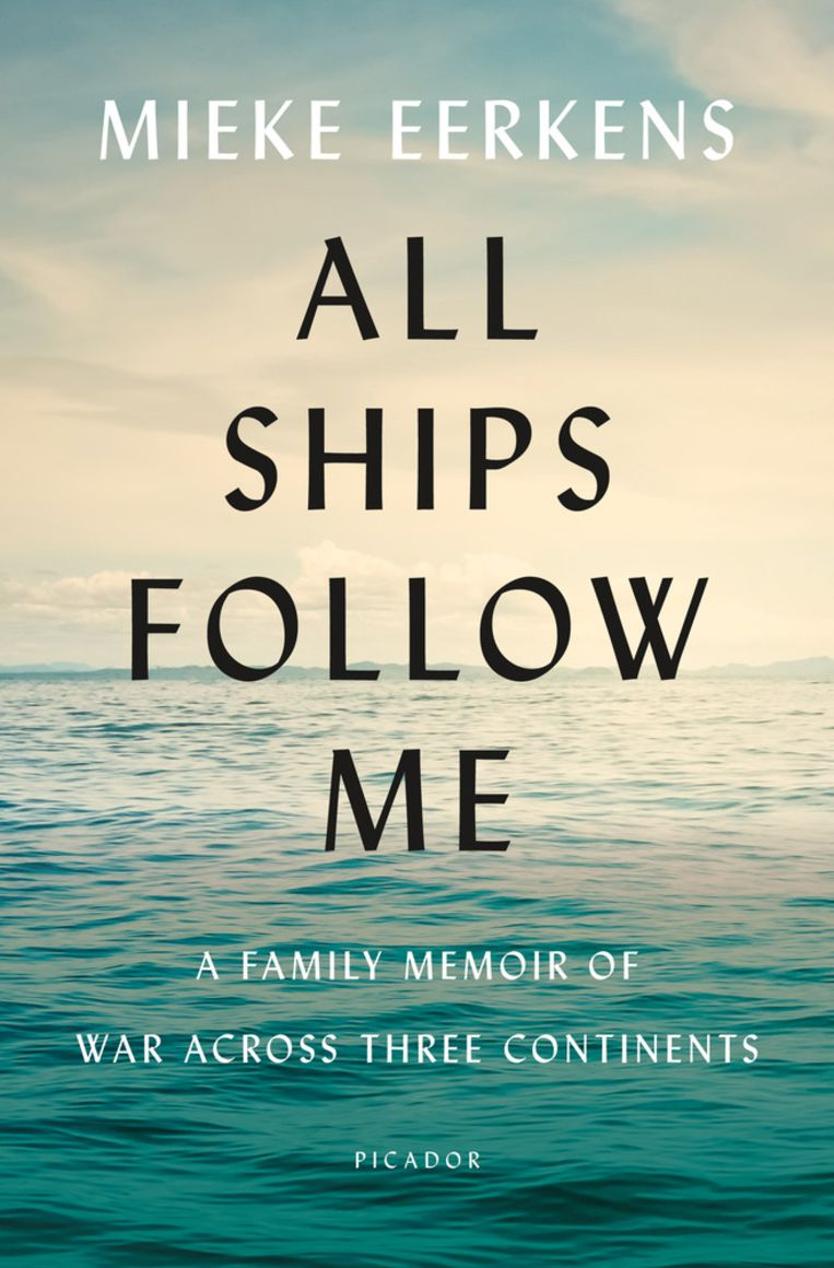 Mieke Eerkens: All Ships Follow Me. Ontwerp Henry Sene Yee. Picador, ca. € 29,-. Beeld