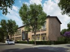 Appartementen in oude school Hoograven