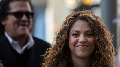 Shakira voor rechtbank wegens grootschalige belastingfraude in Spanje