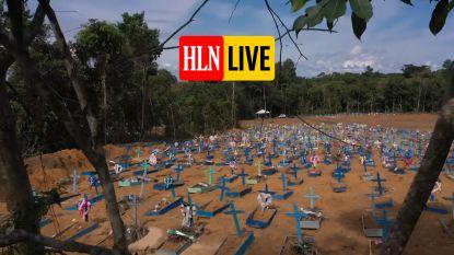 """HLN LIVE. Inwoners Manaus geloven niet in coronavirus: """"De gouverneurs verzinnen het aantal overlijdens"""""""