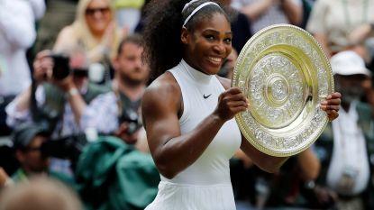 Nummer 183... maar wel reekshoofd 25 op Wimbledon: kritiek op voorkeursbehandeling Serena