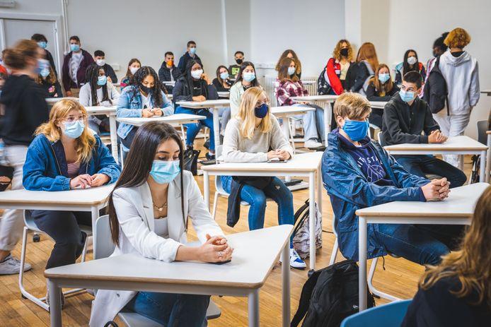 Sneltesten moeten scholen toelaten om sneller te reageren als zich een uitbraak voordoet