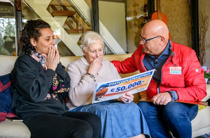 Carla uit Enschede wint 50.000 euro