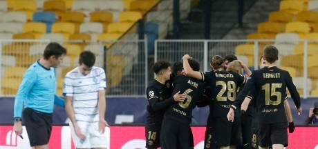 LIVE | Dest en Braithwaite helpen Koeman's Barcelona aan voorsprong op Dinamo Kiev