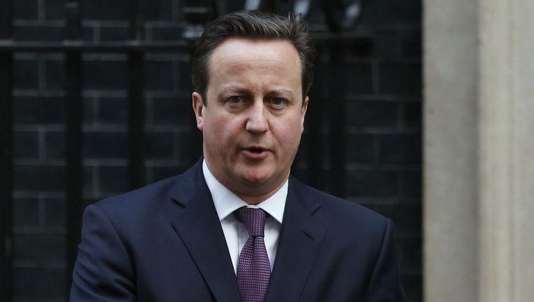 David Cameron Beeld reuters