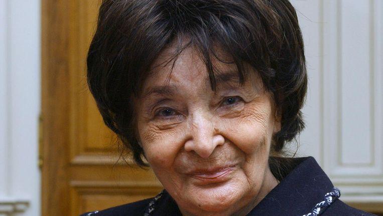 Magda Szabó. Beeld null