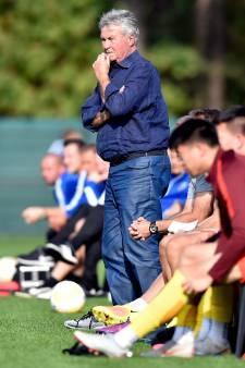 Vitesse verpest debuut Hiddink met olympisch elftal China