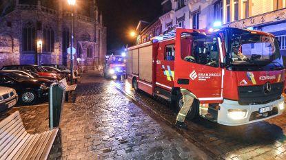 Melder vergist zich: brandweer rukt uit voor… kerstboomverbranding