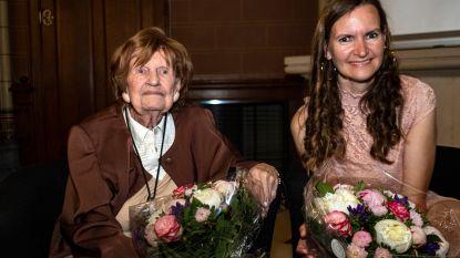 Paula Marckx overleden op 94-jarige leeftijd