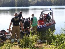 Zoektocht naar persoon in visvijver Ekkersweijer in Son en Breugel gestaakt, niemand aangetroffen