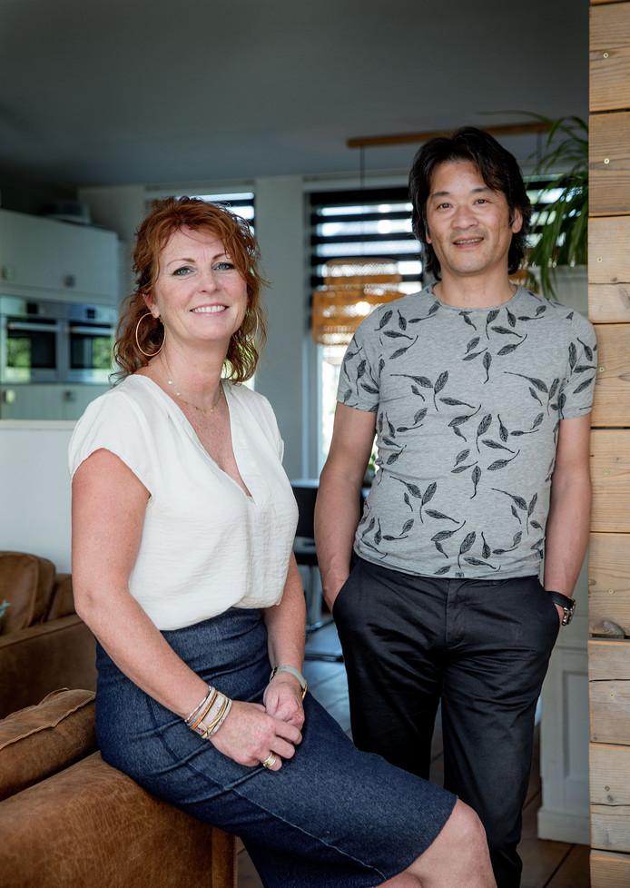 Angela & Wen Tung