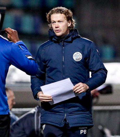 FC Den Bosch gaat niet verder met Paul Beekmans: 'Dat zag ik niet aankomen'