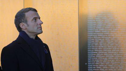Extreemrechts terreurplan tegen Macron: 2 verdachten vrijgelaten, 4 blijven in de cel