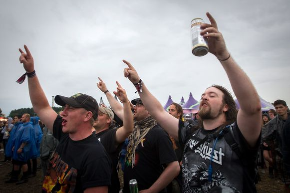 Graspop Metal Meeting (archiefbeeld ter illustratie).