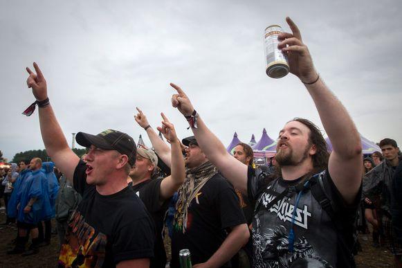 Graspop Metal Meeting (archiefbeeld ter illustratie).