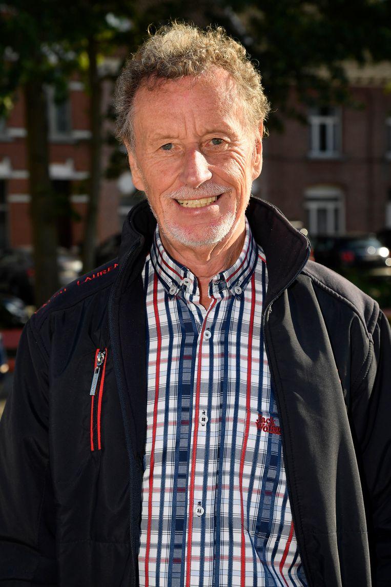 Pijnderdeken Gustaaf Mannaert wil zijn steentje bijdragen voor een betere stad.