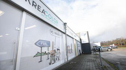 Kreapaint investeert 2,5 miljoen euro in verhuis naar op- en afrittencomplex Paal