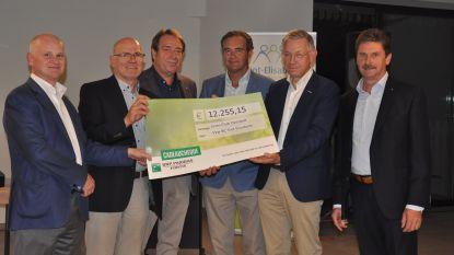 Lions Club Overpelt schenkt 12.255,15 euro voor Dagcentrum Fierkant