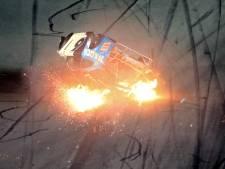 Coureur aan betere hand na horrorcrash in Daytona 500