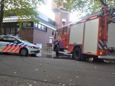 Kelders Zoetermeerse brandweer blank door lekke afsluiter
