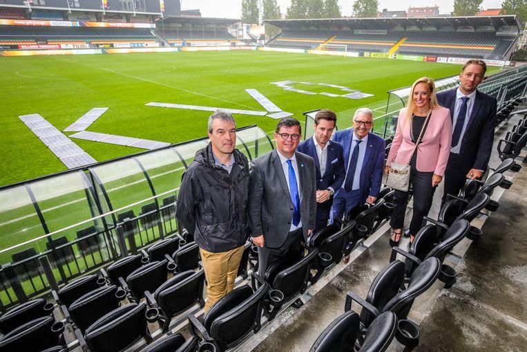 KV Oostende slaat de handen in elkaar met Zero Emission Solutions en Advenso