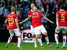 Uitslag bij Ajax-thuis stond laatste  jaren haaks op voetbaljaar van PSV