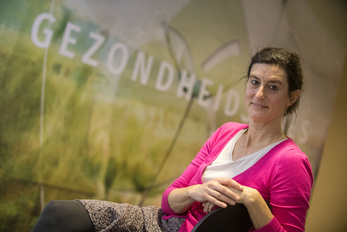 Huisarts Bettina van Steenis.