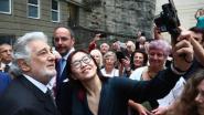 Staande ovatie voor Placido Domingo  tijdens eerste optreden na aantijgingen seksuele intimidatie