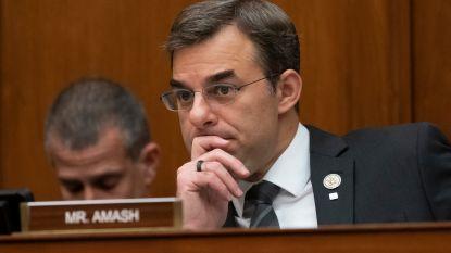 Republikein die afzetting Trump steunt, stapt uit de partij