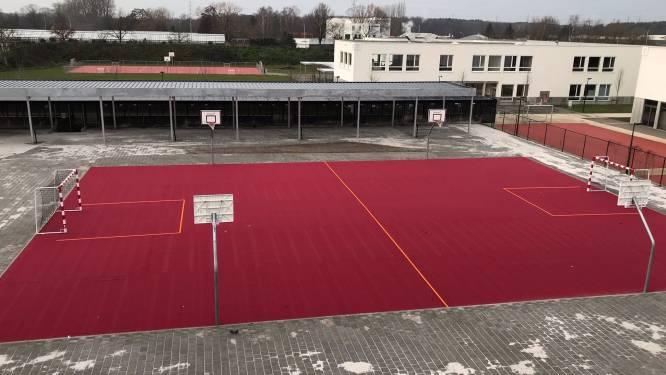 Renovatieproject op campus Beringen Middenschool volledig afgerond