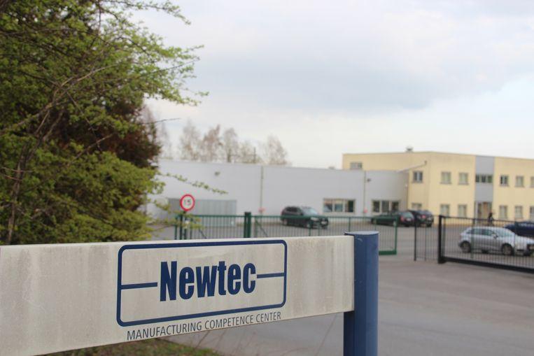 De vestiging van Newtec in Erpe-Mere.