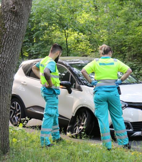 Beschonken man probeert in Arnhem door te rijden met kapotte auto