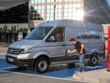 € 20.000 korting: waarom de VW e-Crafter ineens veel goedkoper is