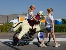Amper aanmeldingen voor versierde fietsen in bloemencorso Winterswijk