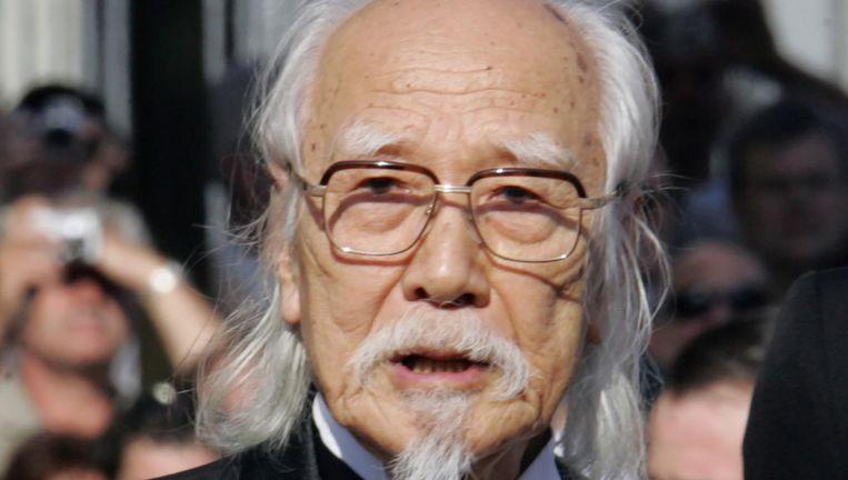 Seijun Suzuki. Beeld anp