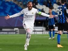 Zidane heeft geen twijfel over langer verblijf Ramos: 'Hij is onze leider'