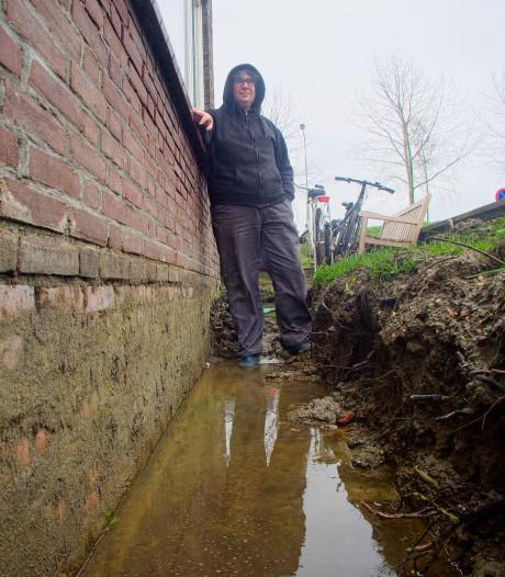 CDA in de Kamer eist opheldering van minister over wateroverlast Sluiskil