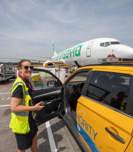 Airport Eindhoven: wat te doen met dronken passagiers, olievlekken en boksbeugels