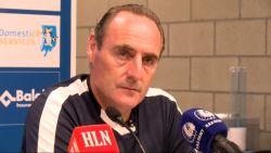 """Yves Vanderhaeghe blijft ook vandaag kalm: """"De spelers willen door met mij"""""""