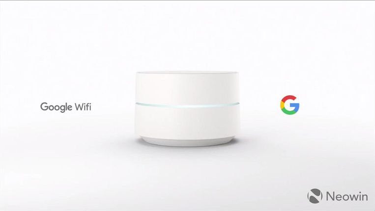 Google Wifi Beeld