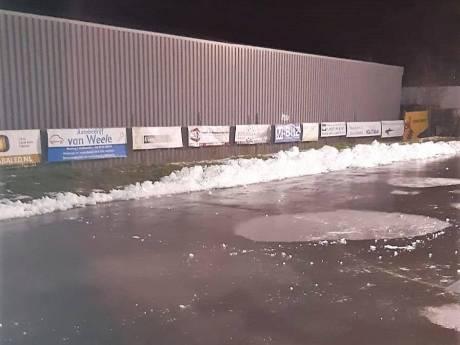 Krabbendijke gaat er voor, schaatsbaan donderdag open