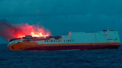 Tweede olievlek duikt op in westen van Frankrijk nadat cargoschip zinkt