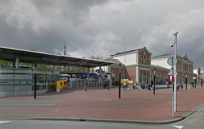 Station Dordrecht.