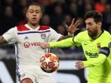LIVE   Flink wat kansen voor Barcelona in Lyon, maar nog geen goals
