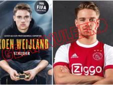 Signeersessie boek FIFA e-sporter Koen Weijland gaat niet door in Enschede