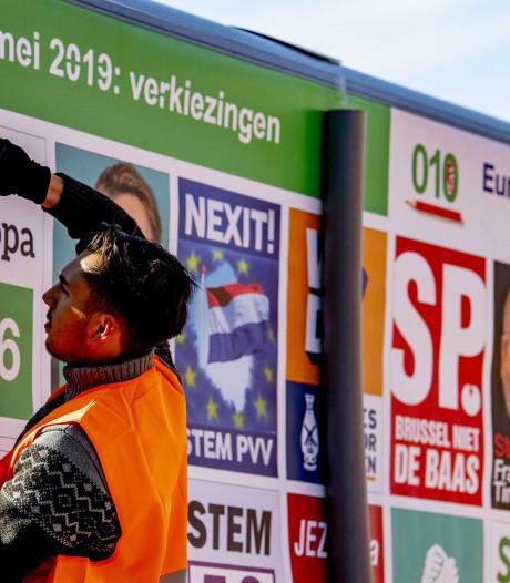 Verkiezingen: het is de vraag of deze Brabantse politici Europa halen