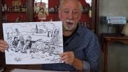 Urbanus maakt 'een Bruegel' voor Hatchiko Merelbeke