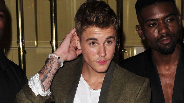 Justin Bieber.