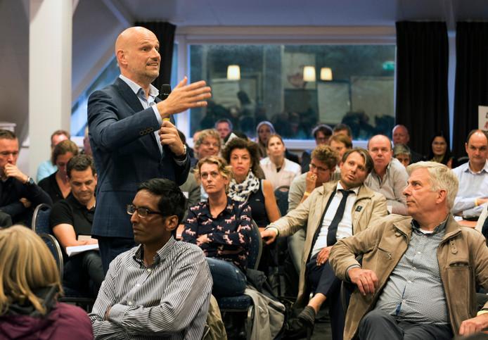 De Meern - Informatieavond over de tippelzone aan de Boteyken:  (Foto Marnix Schmidt)