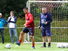 Jans geniet van eerste dag op het veld bij FC Twente
